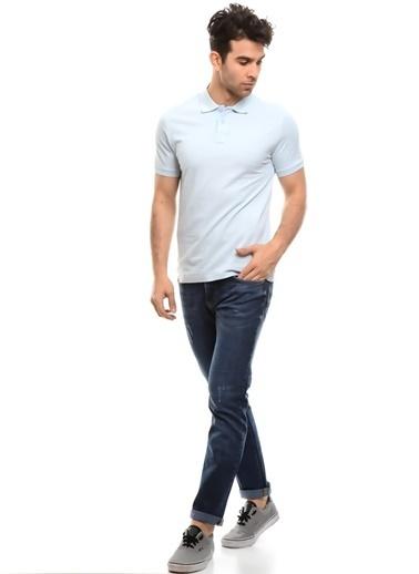 Fresh Company Tişört Mavi
